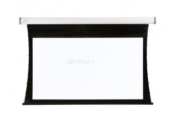 Экран для домашнего кинотеатра с электроприводом